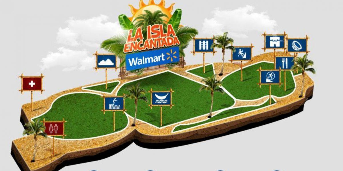 Recibe el verano y ve de compras a esta Isla Encantada