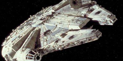 """Investigadores ovni aseguran que el """"Halcón Milenario"""" de """"Han Solo"""" podría estar en el Área 51 Foto:Lucas Films"""