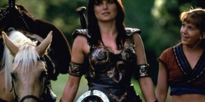 "Lucy Lawless Interpretó a ""Xena"" Foto: Vía instagram.com/reallucylawless"