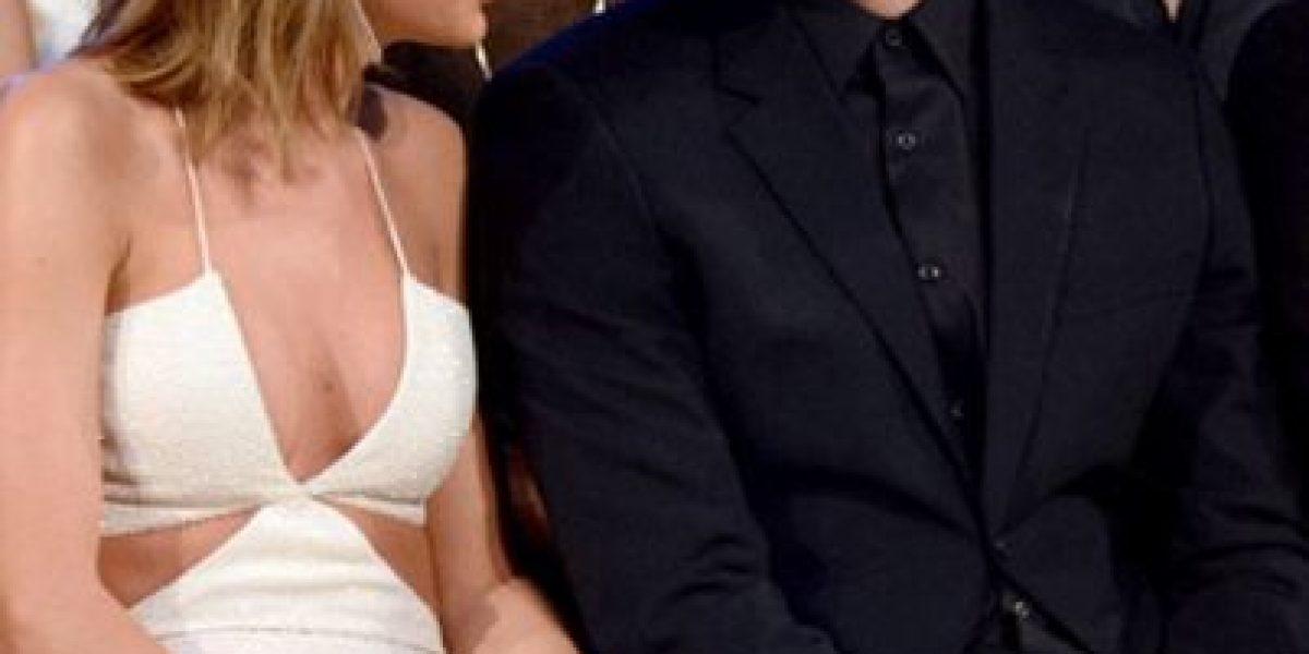 Taylor Swift se luce en bikini durante sus vacaciones con Calvin Harris