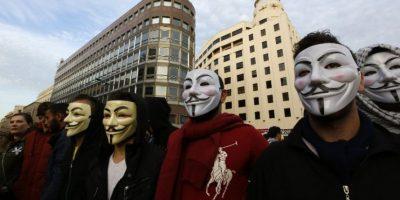 ¿Anonymous revela número de teléfono y número de seguro social de Donald Trump?