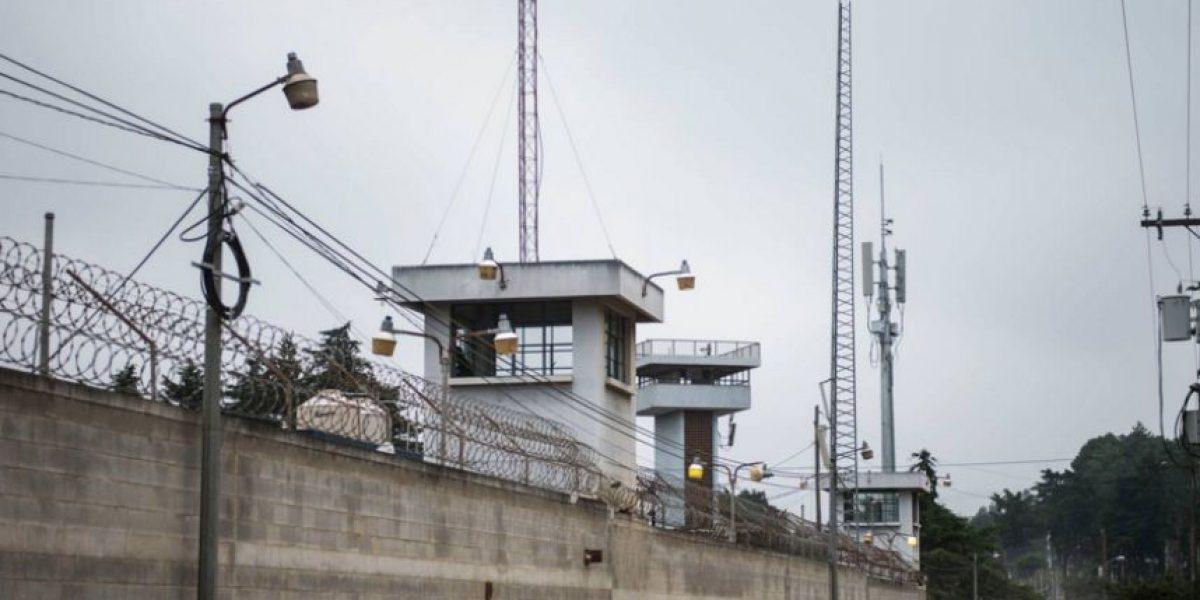 Ejecutivo buscará alternativas para bloquear señal en cárceles