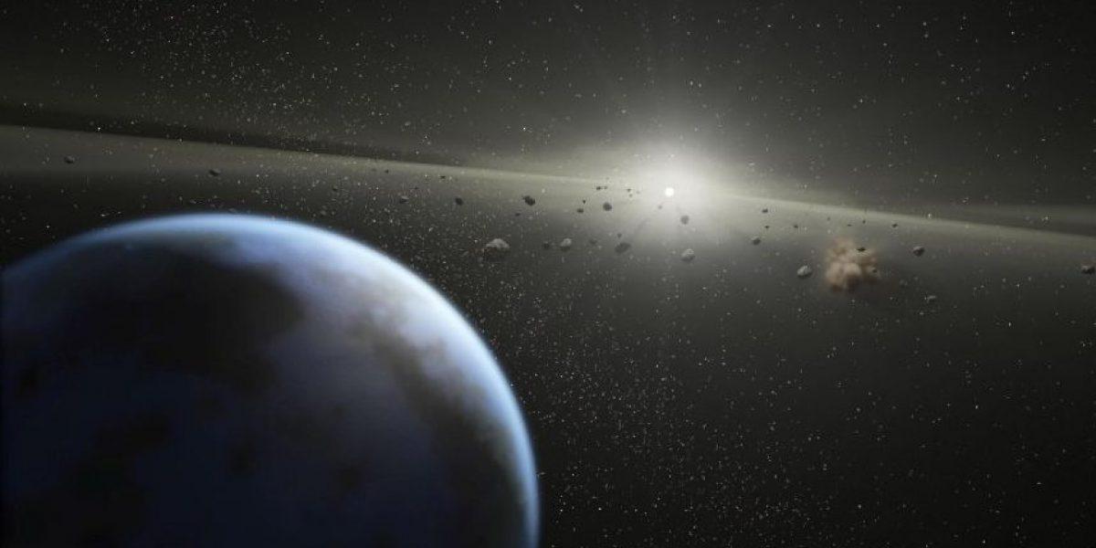 ¿Cuál es la diferencia entre un asteroide y un meteorito?