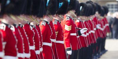 Kate Middleton no asistió, con lo que se rompió la tradición de 115 años de que asistieran ambos duques. Foto:Getty Images