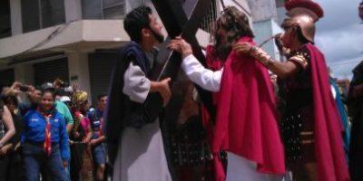 """Vía Crucis """"Jesús de Nazaret"""" recorrerá el Centro Histórico"""