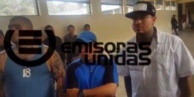 Reos confiesan asesinato del responsable de bomba en San José Pinula