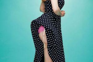 """Saldrá en la nueva película de """"La Era del Hielo"""", como actriz de doblaje. Foto:vía Maxim"""