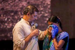 La ONG ha analizado alrededor de 100 pueblos y seleccionó Dhondalgaon y Gogalgaon debido a sus condiciones de vida. Foto:facebook.com/pages/Nana-Patekar
