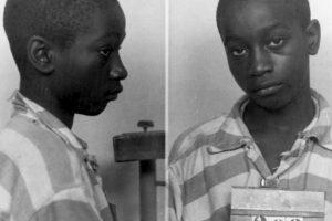 George Jr. Stinney: fue la persona más joven en ser ejecutada en Carolina del Sur, supuestamente por haber matado a dos niñas blancas. Foto:Archivo Histórico de Carolina del Norte