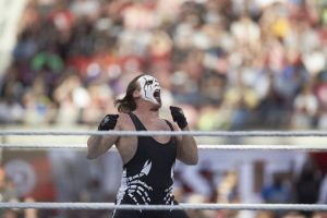 Su nombre real es Steve Borden. Foto:Getty Images