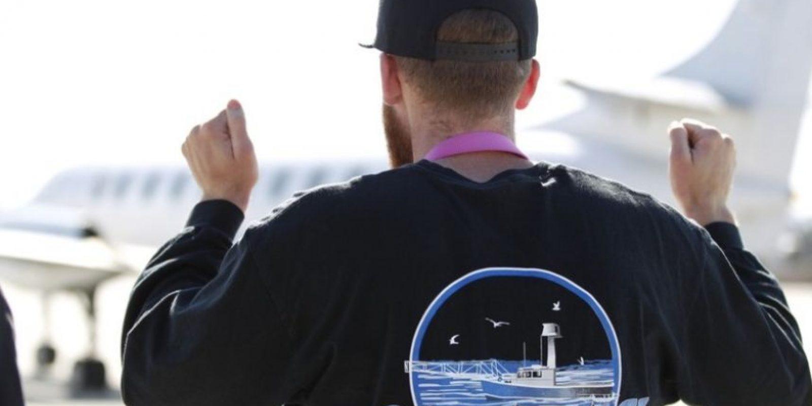 Así fue el emotivo momento cuando Nick recuperó a Luna Foto:Vía San Diego Unión Tribune