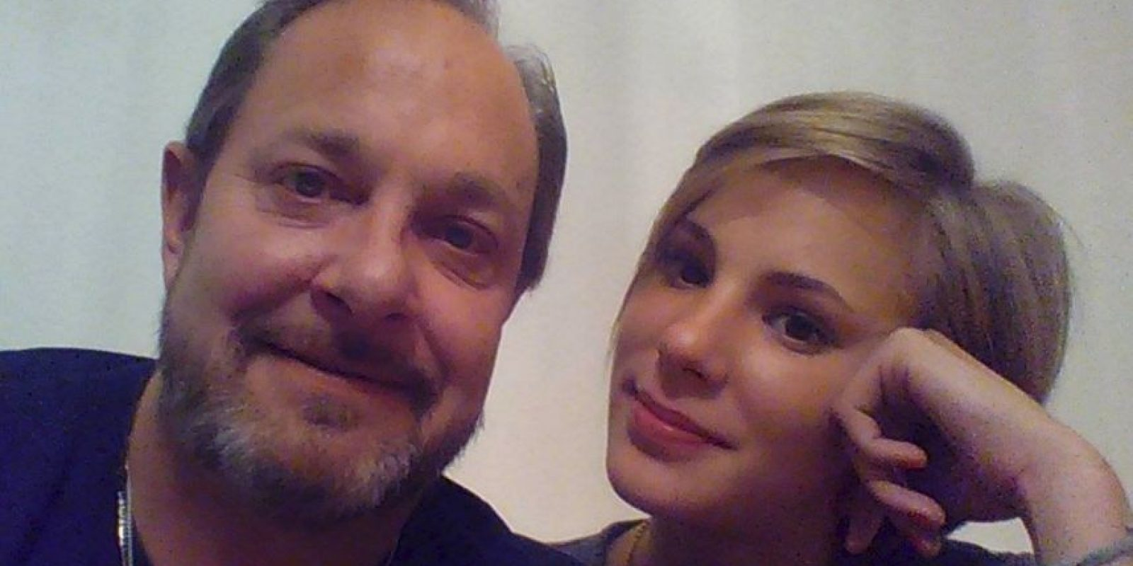"""Marisa, de 21 años, es hija de Mario Moreno Ivanova y nieta del fallecido actor mexicano """"Cantinflas"""" Foto:Vía facebook.com/marisa.m.bernat"""