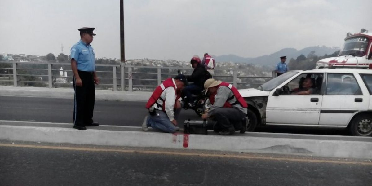 Esto es lo que ocurre en el puente Belice debido al tráfico suspendido