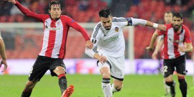 Resultado del partido Valencia vs Athletic de Bilbao, vuelta de octavos de final de la Europa League 2015-2016