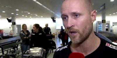 Video: Mujer desaparece misteriosamente durante transmisión en vivo en Noruega