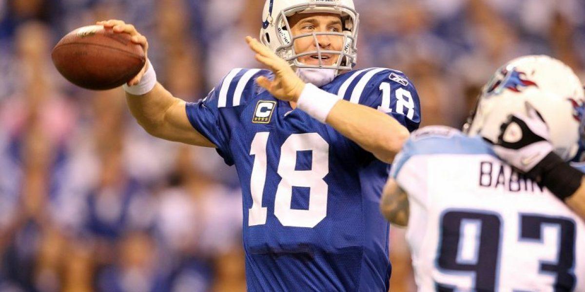 Colts retirarán el número de Peyton Manning