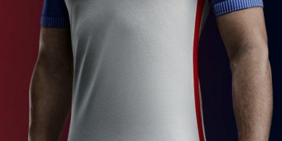 Fotos del nuevo uniforme de la selección de Estados Unidos