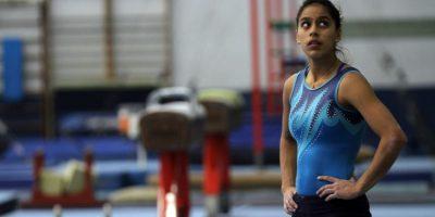 Ana Sofía Gómez se prepara para el el clasificatorio olímpico