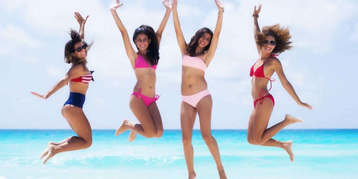 Consejos: Elige tu traje de baño según la forma de tu cuerpo