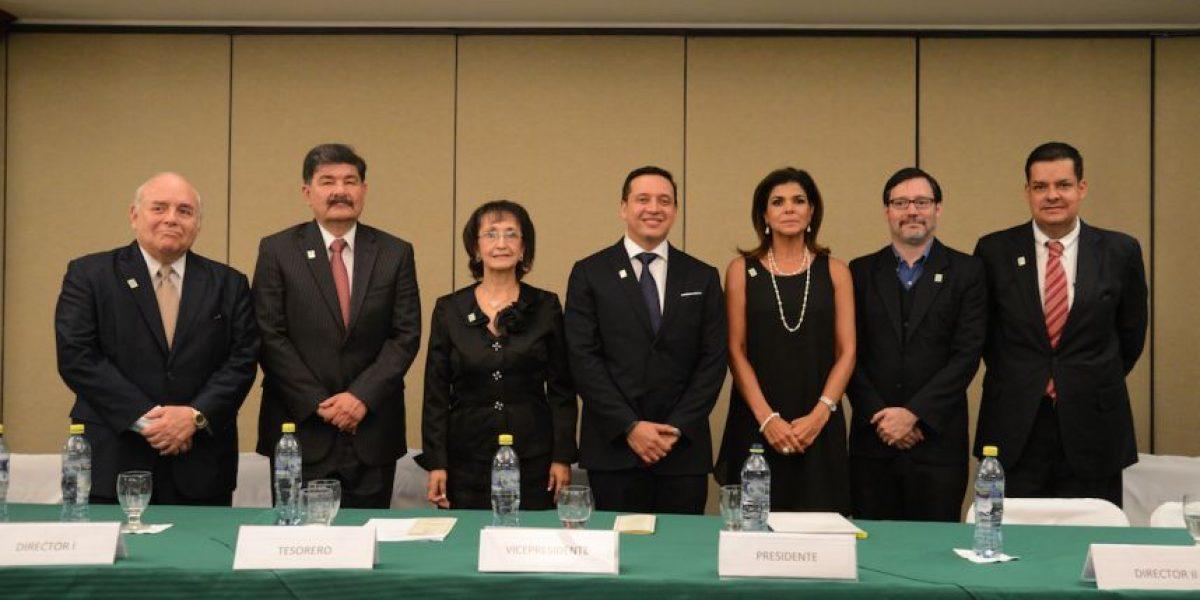 Asume nueva junta directiva en la Cámara Guatemalteca de Periodismo