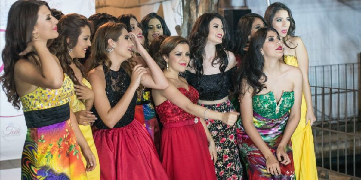 VIDEO. Miss Teen Guatemala 2016 presenta a sus candidatas en su fashion show