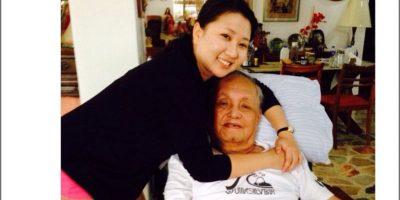 E historias con sus abuelos Foto:Twitter.com