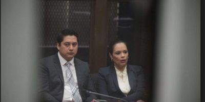 Baldetti contará con 2 abogados. Foto:Publinews