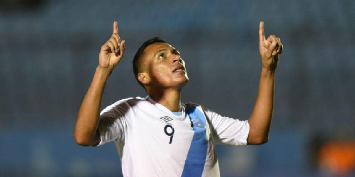 Guatemala golea a Mixco en partido de preparación