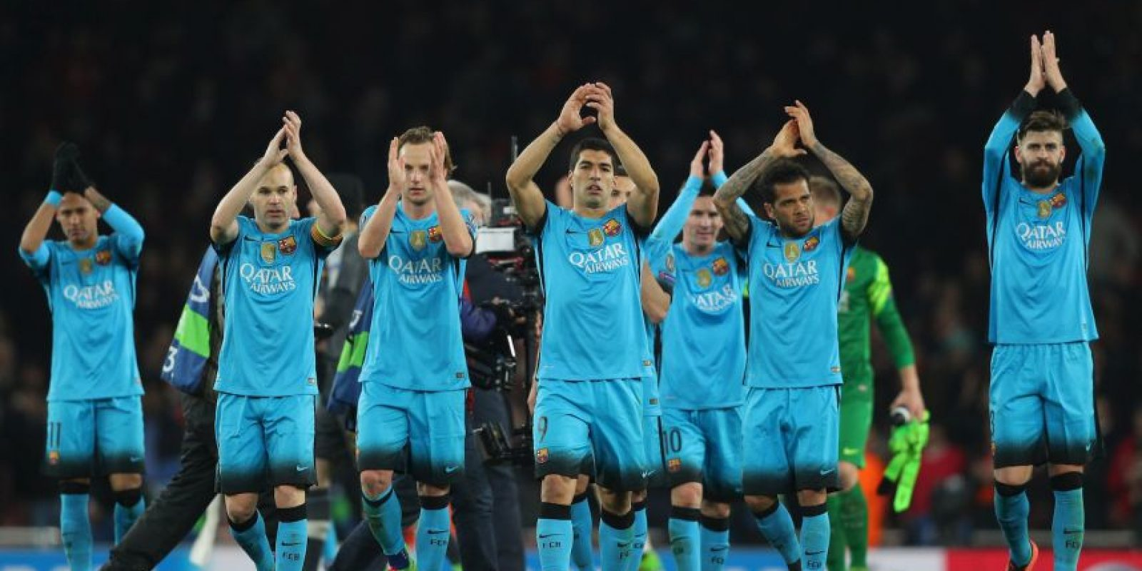 Sorteo de cuartos de final de la Champions Foto:Getty Images
