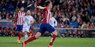 Contra Atlético de Madrid Foto:Getty Images
