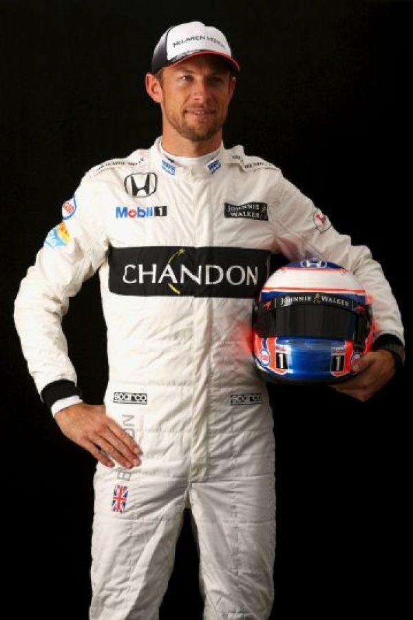 Jenson Button Foto:Getty Images