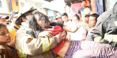 La terrible historia de dolor y culpa de la hermana de las niñas calcinadas en La Terminal