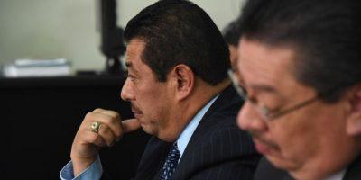 Ríos Montt y su abogado son multados con Q1 mil durante el juicio por genocidio
