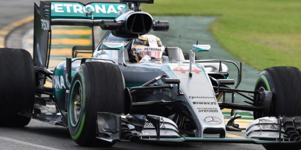 Hamilton el más veloz durante los primeros entrenamientos libres