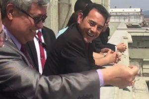 Foto:Cuenta de Facebook del Gobierno