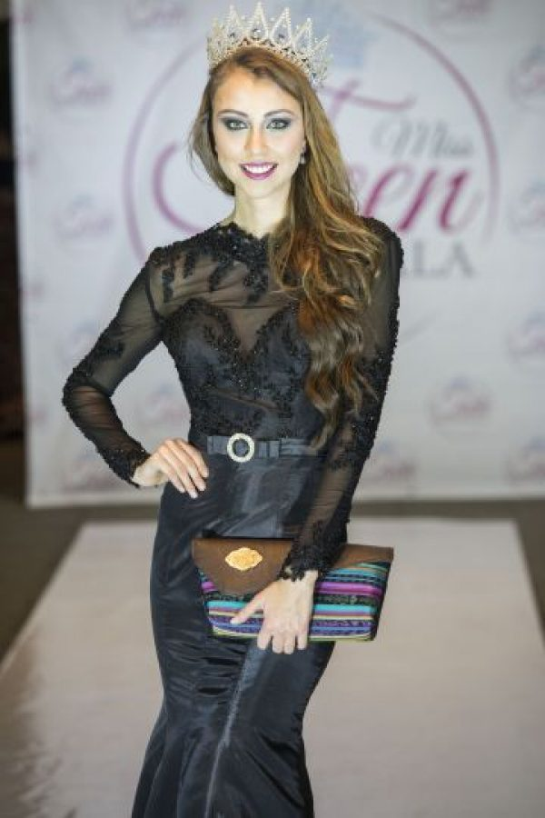 Miss Teen Guatemala 2015 Foto:Luis Carlos Nájera
