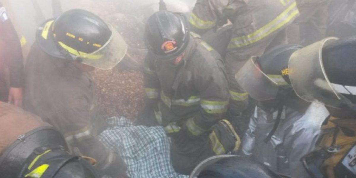 Incendio en mercado de La Terminal ya deja fallecidos