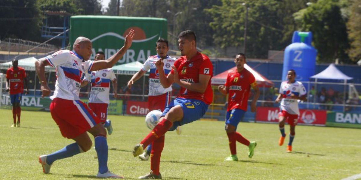 Xelajú recibe a Municipal por la fecha 14 del Torneo Clausura 2016