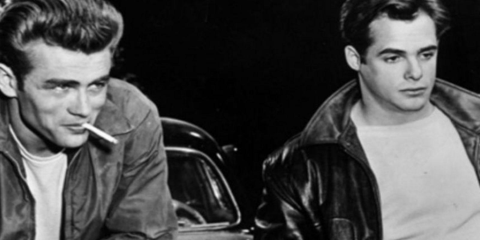Marlon Brando y James Dean Foto:Getty Images