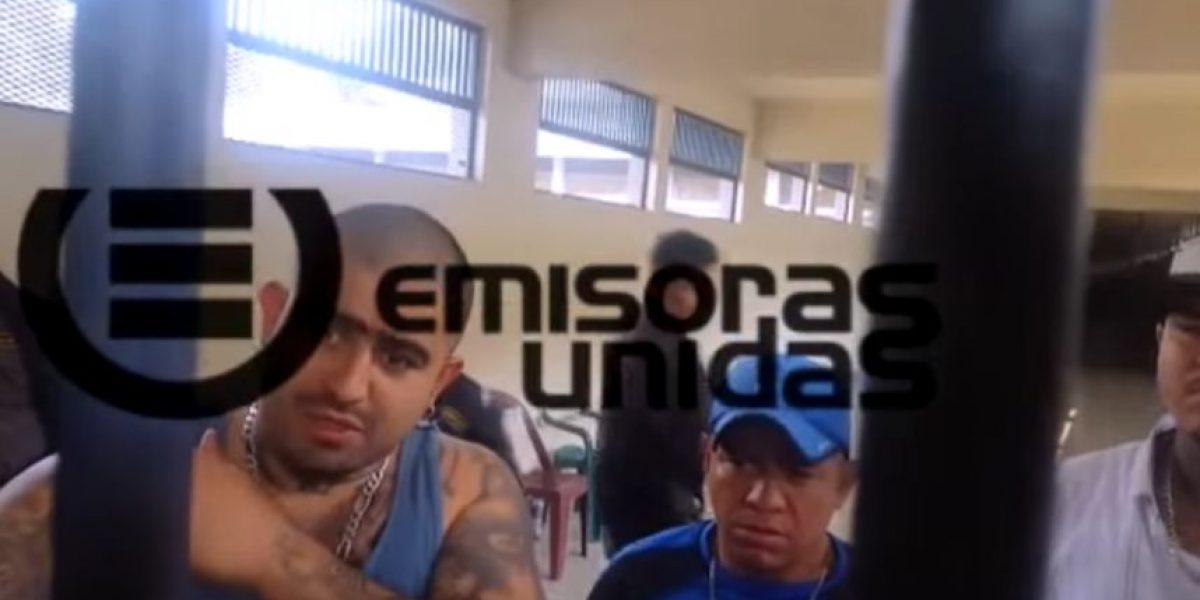 ¿Qué mensaje quisieron enviar los pandilleros con el video desde la cárcel?