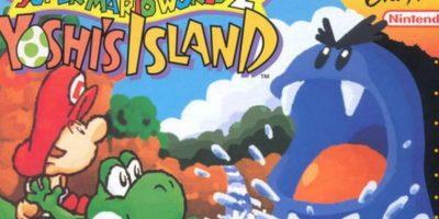 "8.- ""Super Mario Bros. 2: Yoshi's Island"". Foto:Nintendo"