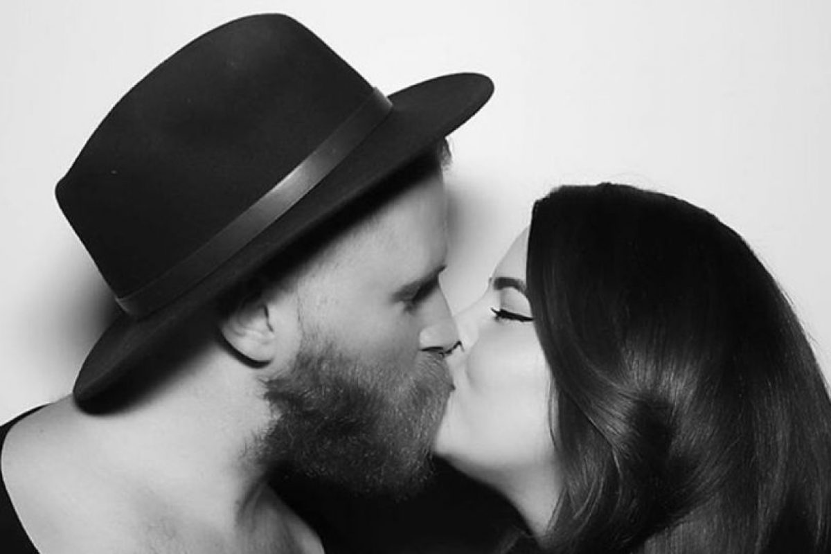 Está casada. Foto:vía Instagram/tessholliday