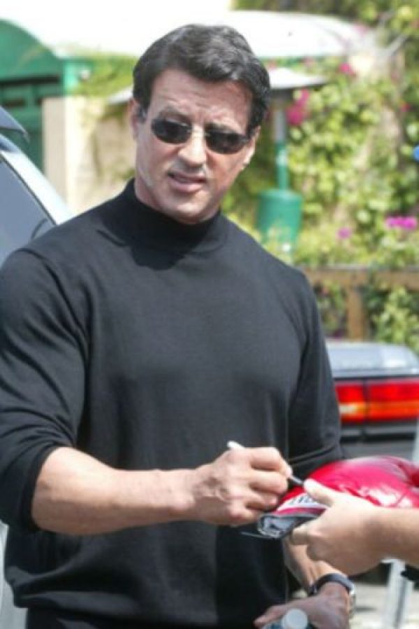 Sylvester Stallone. Foto: Getty Images