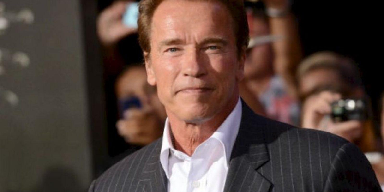 Arnold Schwarzenegger. Foto:Getty Images