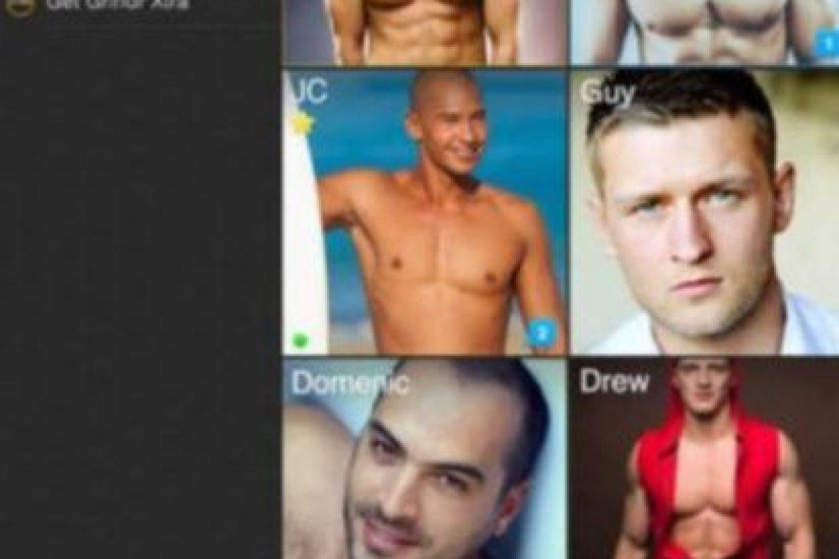 """Cuenta con más de siete millones de usuarios en 192 países. Está dirigida a homosexuales, bisexuales y """"hombres curiosos"""". Foto:Grindr"""