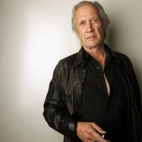 David Carradine murió por asfixia autoerótica. Foto: vía Getty Images