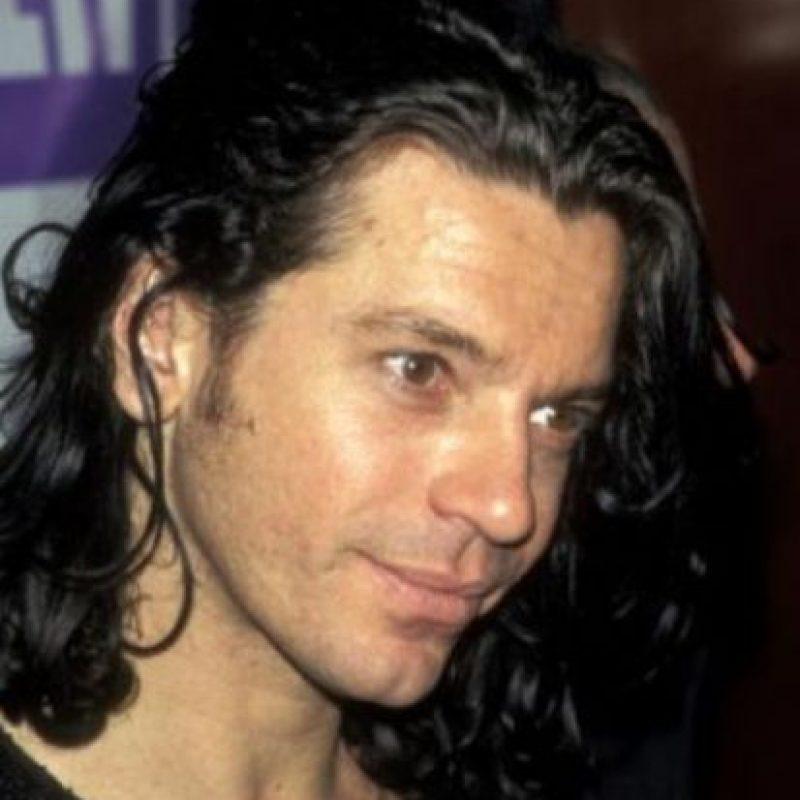 Michael Huchtence murió ahorcado en una habitación de hotel. Foto:vía Getty Images