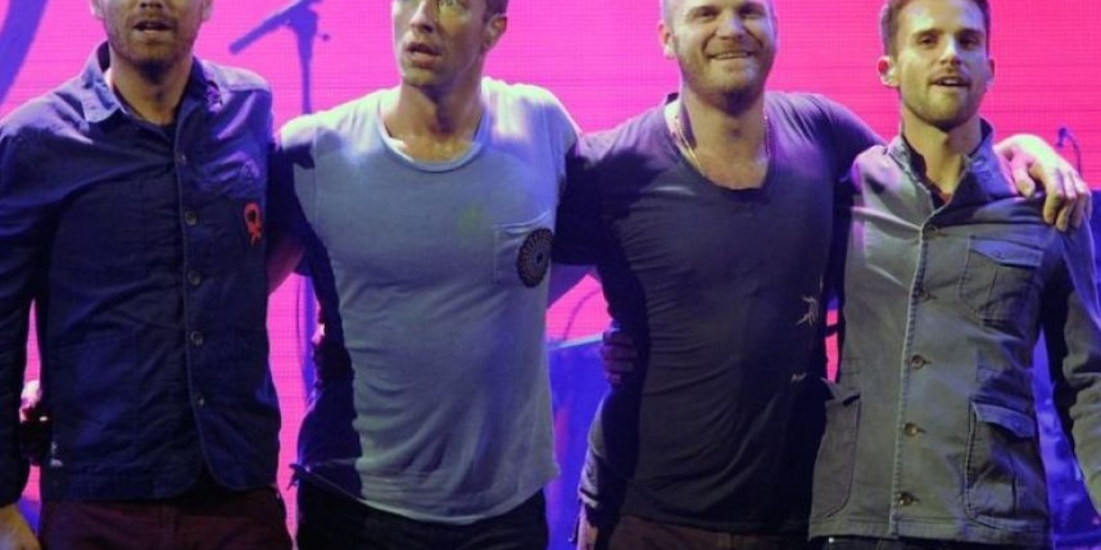 Coldplay – Grupo británico. Foto: Getty Images
