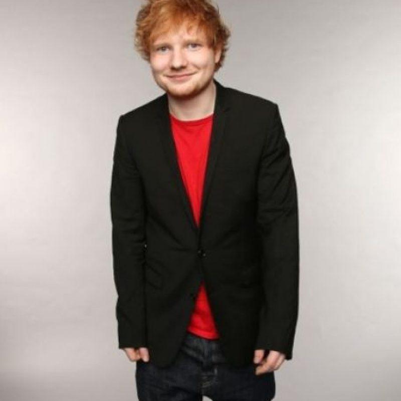 Ed Sheeran – Músico británico. Foto:Getty Images