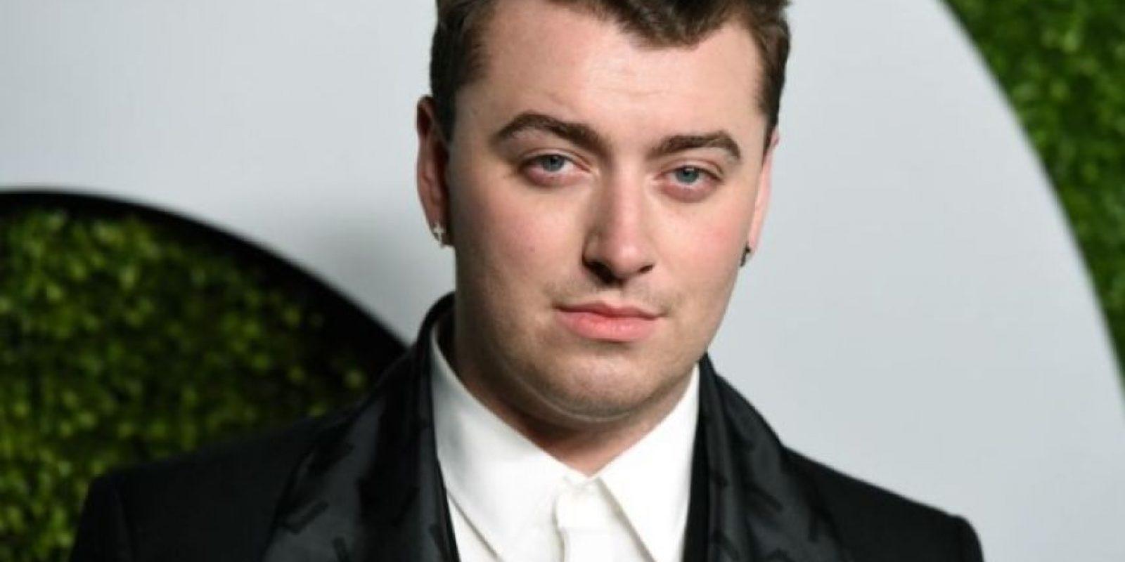 Sam Smith – Músico británico. Foto:Getty Images